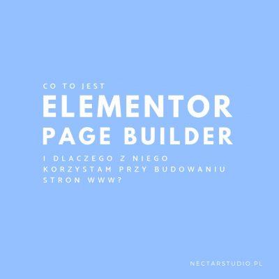 co to jest elementor page builder nectarstudio